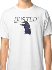 Busted!- Niffler Classic T-Shirt