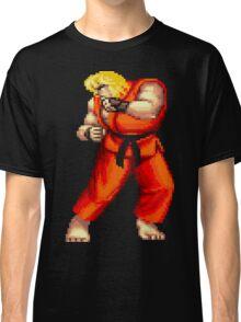 Street Fighter 2 Ken Classic T-Shirt