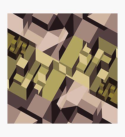 Formigaro Pattern Photographic Print