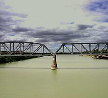 Murray Bridge by Chris Chalk