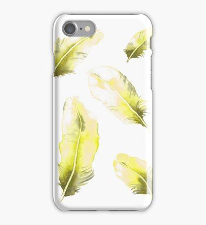 Citrus Feathers iPhone Case/Skin