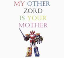 Other Zord by pudgysquirrles