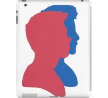 Stiles/Scott Silhouette iPad Case/Skin