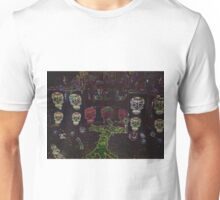 Altar El Dia De Los Muertos Unisex T-Shirt