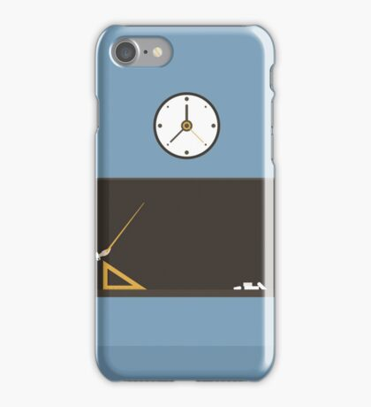 Student learning iPhone Case/Skin