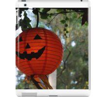 Pumpkin II iPad Case/Skin