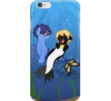 Free Pony Rei & Nagisa iPhone Case/Skin