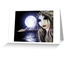 All My Love...All Hallow's Eve (Halloween Spirit) Greeting Card