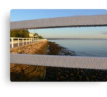 Between the lines! Canvas Print