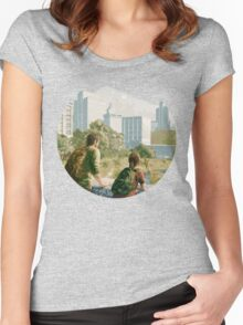 The Last of Us - Can't Deny the View Women's Fitted Scoop T-Shirt
