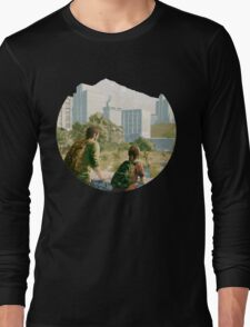 The Last of Us - Can't Deny the View Long Sleeve T-Shirt