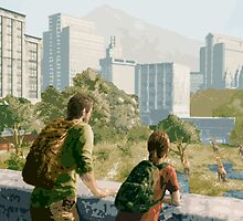 The Last of Us - Can't Deny the View by GDSalvato
