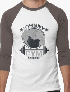 Johnny Gym Men's Baseball ¾ T-Shirt