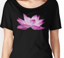 Lotus Flower Women's Relaxed Fit T-Shirt