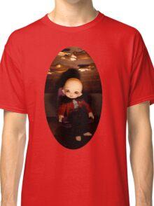 Cute Captain (Oval Version) Classic T-Shirt