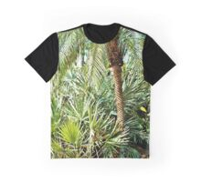 Tropical Palms Graphic T-Shirt