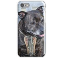 Good Looking Senior Citizen iPhone Case/Skin