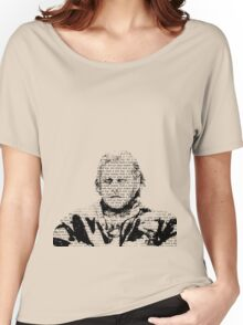 ...A Dull Boy Women's Relaxed Fit T-Shirt