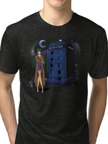 Sailor Time Lord Tri-blend T-Shirt