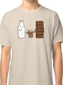 Milk + Chocolate Classic T-Shirt