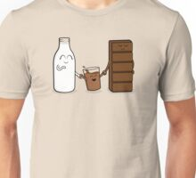 Milk + Chocolate Unisex T-Shirt