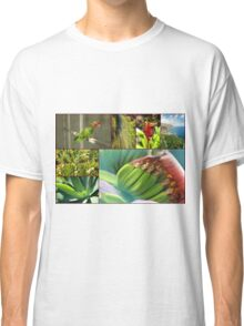 Collage from Portugal (Madeira) 4 - Travel Photography Classic T-Shirt
