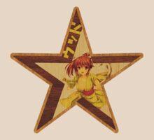 Wood Star by happihentai
