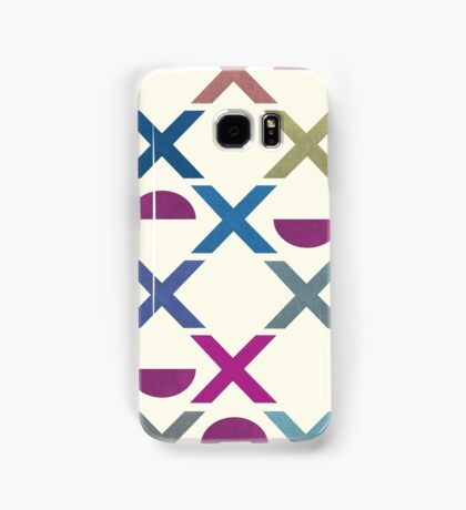 Abstract Unique Pattern Samsung Galaxy Case/Skin