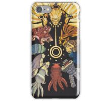 Tailed-beasts iPhone Case/Skin