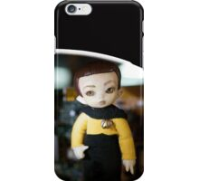 Atomic Android iPhone Case/Skin