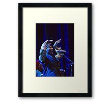 Jimmy Cliff  fz 1000 Olao-Olavia by Okaio Créations  c1 (h)  Framed Print
