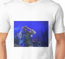 Jimmy Cliff  fz 1000 Olao-Olavia by Okaio Créations  c2 (t)  Unisex T-Shirt