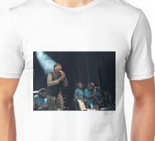 Jimmy Cliff  fz 1000 Olao-Olavia by Okaio Créations  c3 (t)  Unisex T-Shirt
