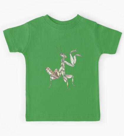 Orchid mantis Kids Tee