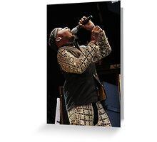 Jimmy Cliff  fz 1000 Olao-Olavia by Okaio Créations  c4 (h)  Greeting Card