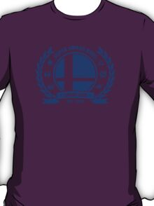 Smash Club (Blue) T-Shirt