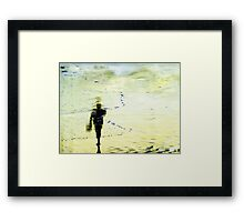 Days of Future Passed Framed Print