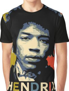 Hendrix Graphic T-Shirt