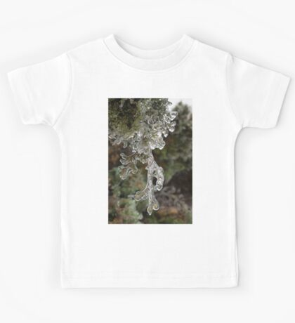 Mother Nature's Christmas Decorations - Cypress Branches Kids Tee