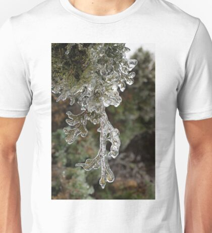 Mother Nature's Christmas Decorations - Cypress Branches Unisex T-Shirt
