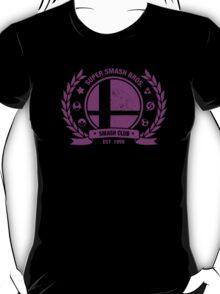 Smash Club Ver. 3 (Purple) T-Shirt
