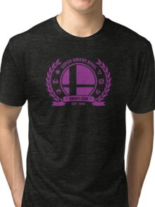 Smash Club Ver. 3 (Purple) Tri-blend T-Shirt