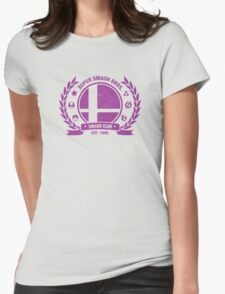 Smash Club Ver. 3 (Purple) Womens T-Shirt