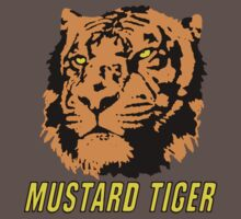 Mustard Tiger by derP