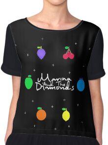 FROOT CIRCLE (MARINA AND THE DIAMONDS) Chiffon Top