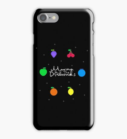 FROOT CIRCLE (MARINA AND THE DIAMONDS) iPhone Case/Skin