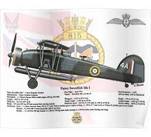 Fairey Swordfish Poster