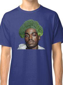 Kodak Black Broccoli Head- Transparent Background Classic T-Shirt