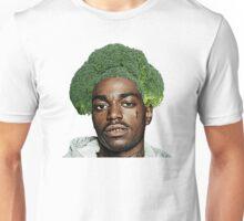 Kodak Black Broccoli Head- Transparent Background Unisex T-Shirt