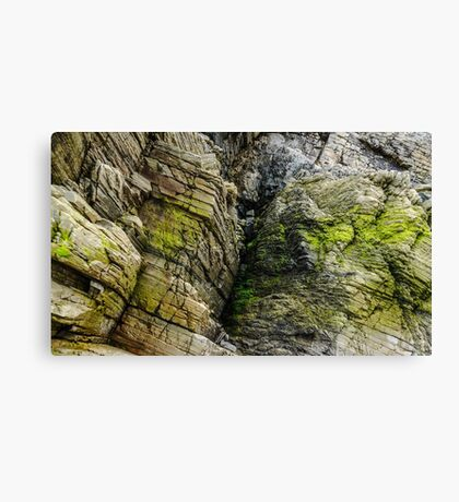 Rocks of Maghera - County Donegal, Ireland #8 Canvas Print